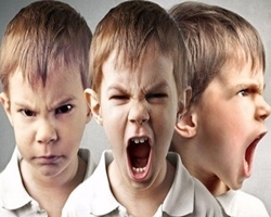 Transtorno desafiador e de oposi��o